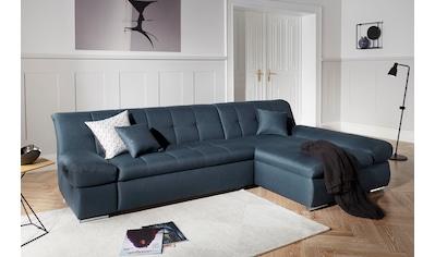 DOMO collection Ecksofa »Mona«, wahlweise mit Bettfunktion kaufen