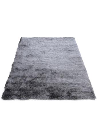 carpetfine Hochflor-Teppich »Breeze«, rechteckig, 45 mm Höhe, besonders weich mit... kaufen
