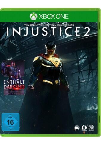 Warner Games Spiel »Injustice 2«, Xbox One, Software Pyramide kaufen