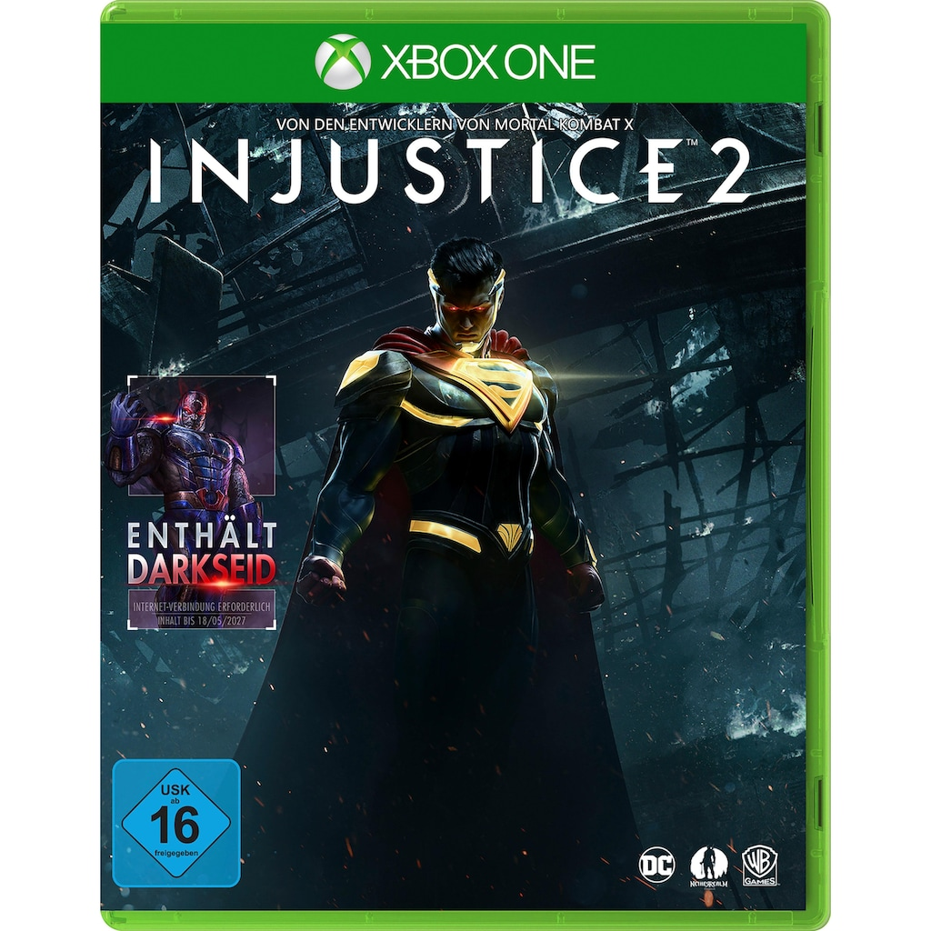 Warner Games Spiel »Injustice 2«, Xbox One, Software Pyramide