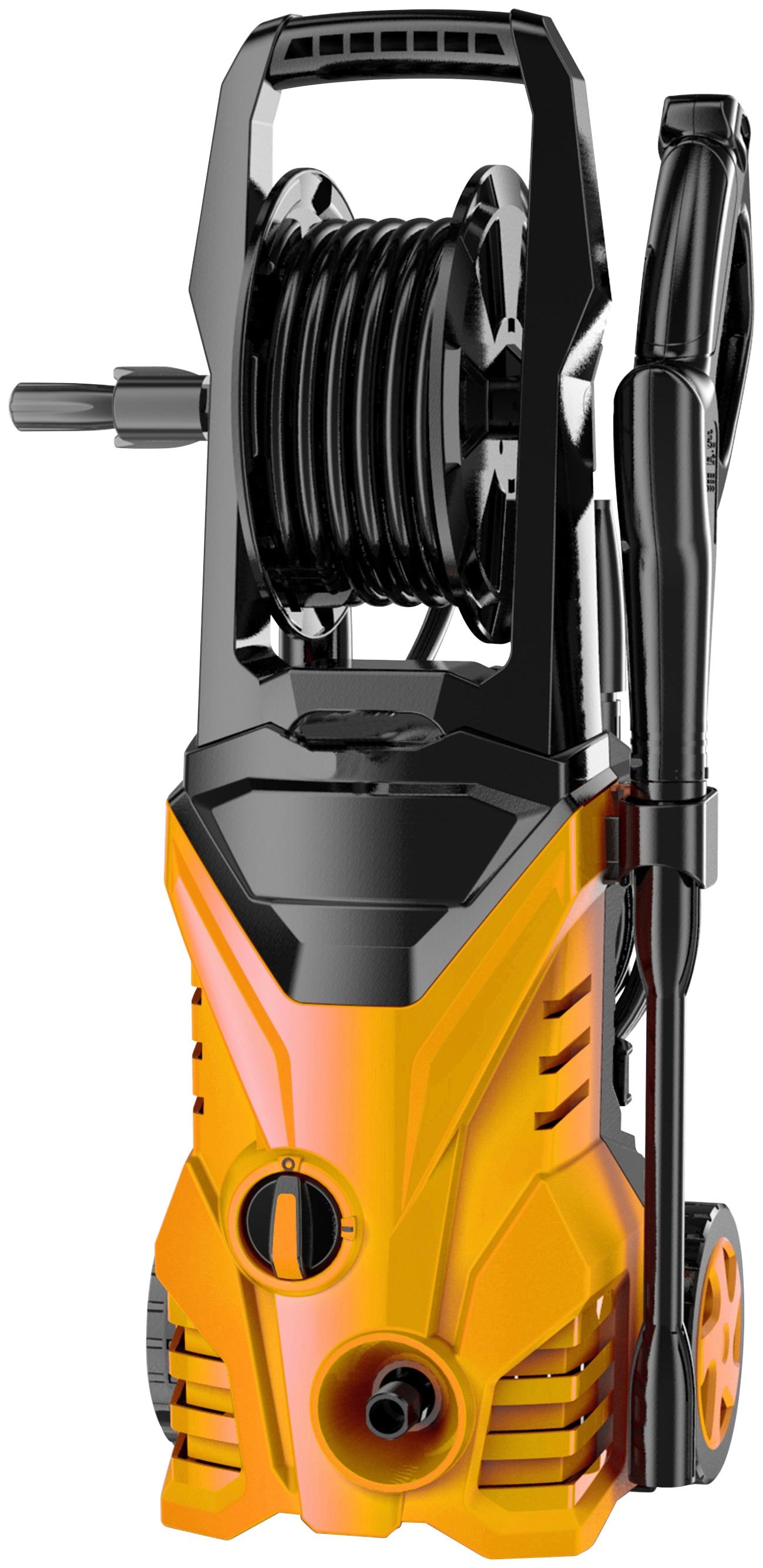 BRUEDER MANNESMANN WERKZEUGE Hochdruckreiniger, 1600 W, inkl. Zubehör | Baumarkt > Werkzeug > Weitere-Werkzeuge | BRUEDER MANNESMANN WERKZEUGE