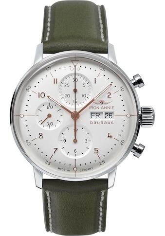 IRON ANNIE Chronograph »Bauhaus ETA Valjox 7750, 5018 - 4O« kaufen