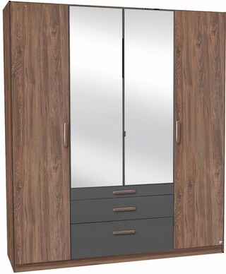 rauch pack s kleiderschrank mosbach auf raten kaufen. Black Bedroom Furniture Sets. Home Design Ideas