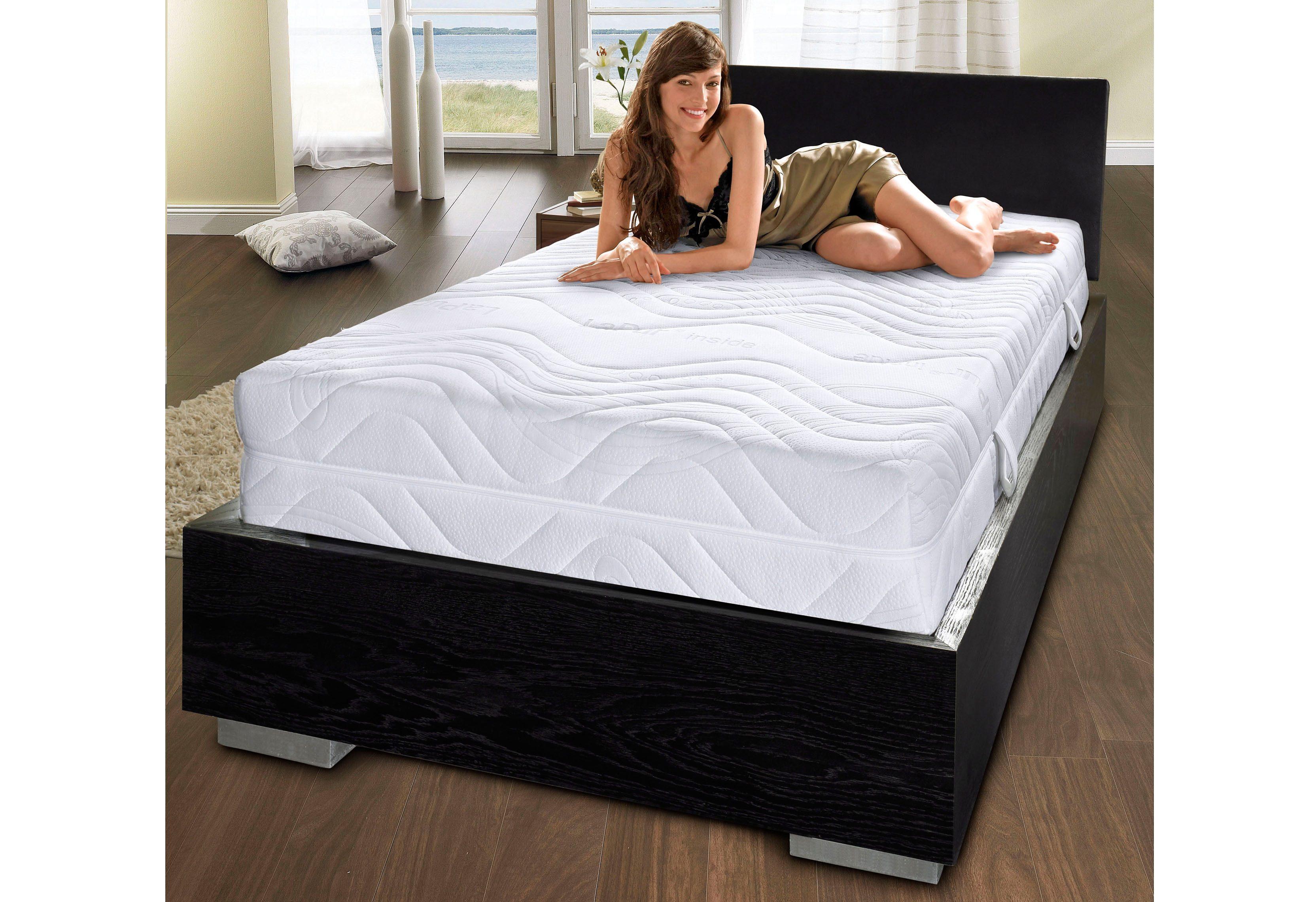 kaltschaummatratze mybalance novum breckle 23 cm hoch. Black Bedroom Furniture Sets. Home Design Ideas