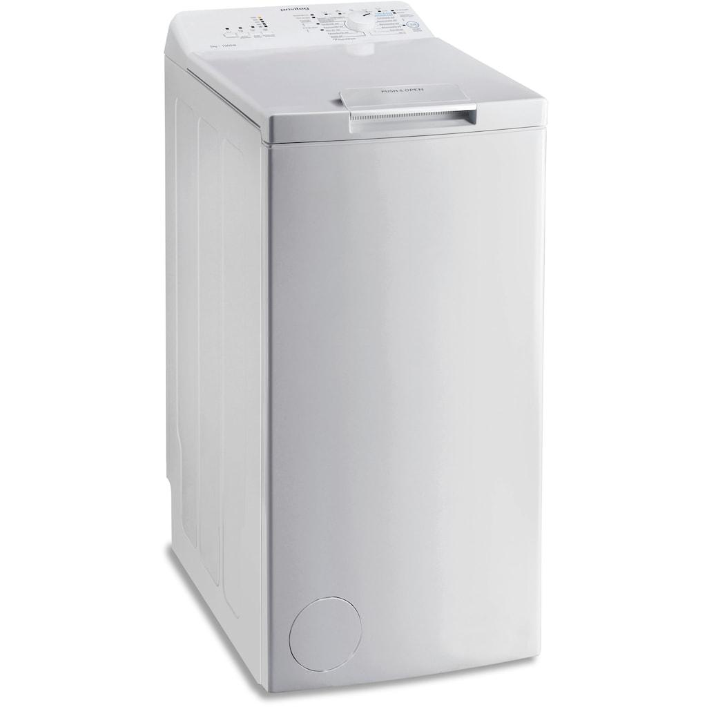 Privileg Waschmaschine Toplader »PWT L50300 DE/N«, PWT L50300 DE/N