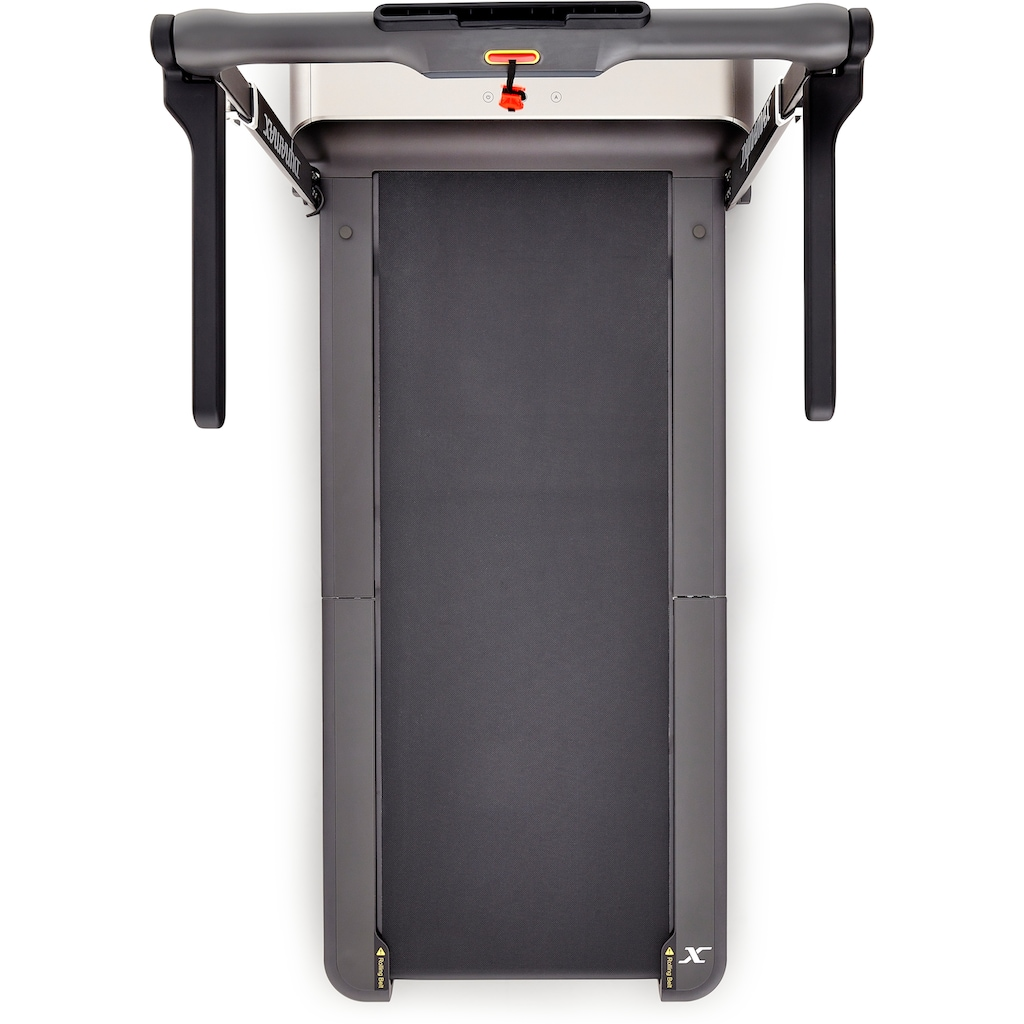 Dynamax Laufband »Dynamax RunningPad«, weniger als 0,5 qm Platzbedarf durch faltbares Laufdeck