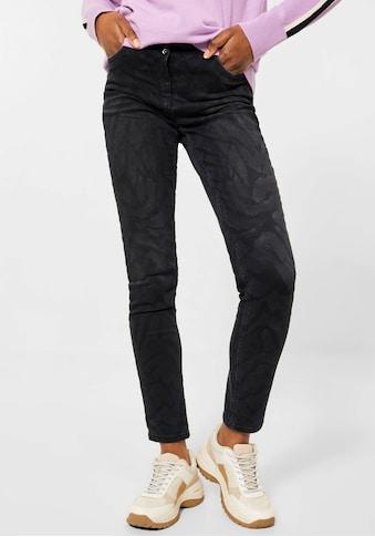 Cecil Stretch-Jeans »Style Toronto«, trageangenehme Baumwoll-Stretchqualität kaufen