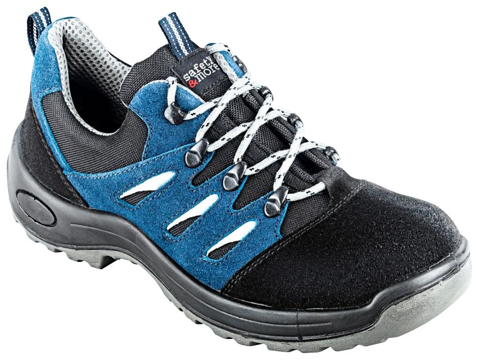 Sicherheitsschuh »Extreme« | Schuhe > Sicherheitsschuhe | Blau | Pu | QUELLE