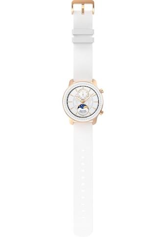 Amazfit GTR 42MM Glitter, leather strap Smartwatch (3,04 cm / 1,2 Zoll) kaufen