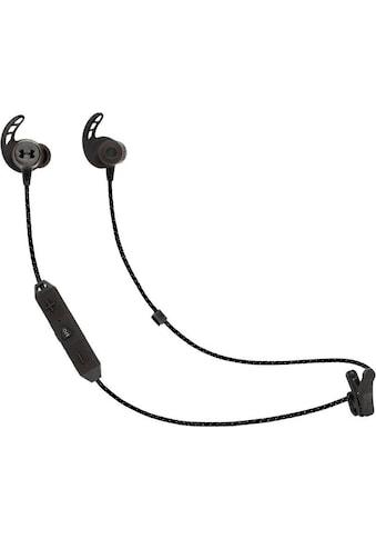 JBL »Under Armour Sport Wireless REACT« In - Ear - Kopfhörer kaufen
