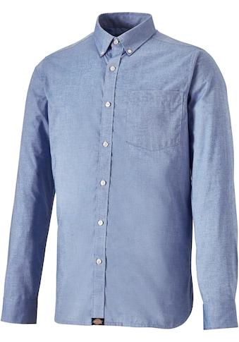 Dickies Langarmhemd »PREMIUM OXFORD«, langarm kaufen