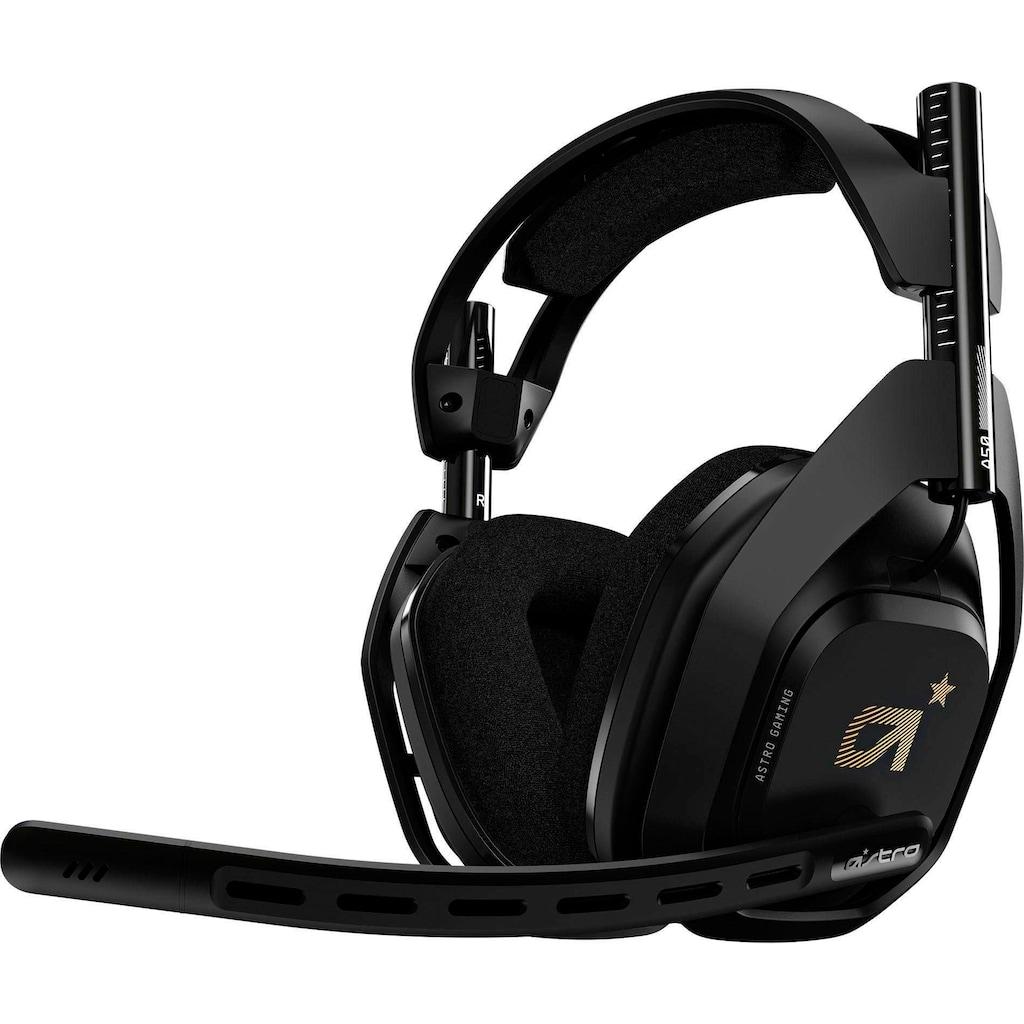 ASTRO Gaming-Headset »A50 Gen4 Xbox One«, Geräuschisolierung, Ubisoft-Bundle