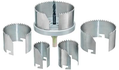 Connex Lochsäge »68-100 mm«, für Rohrdurchführungen, Ventilationsinstallationen und... kaufen