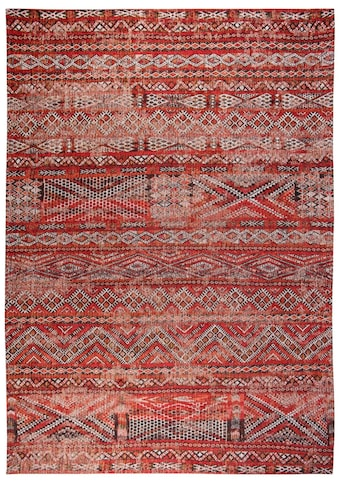 louis de poortere Teppich »KILIM«, rechteckig, 3 mm Höhe, Flachgewebe, reine... kaufen