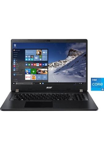"Acer Notebook »TMP215-53-53NM«, (39,62 cm/15,6 "" Intel Core i5 Iris Xe Graphics\r\n... kaufen"