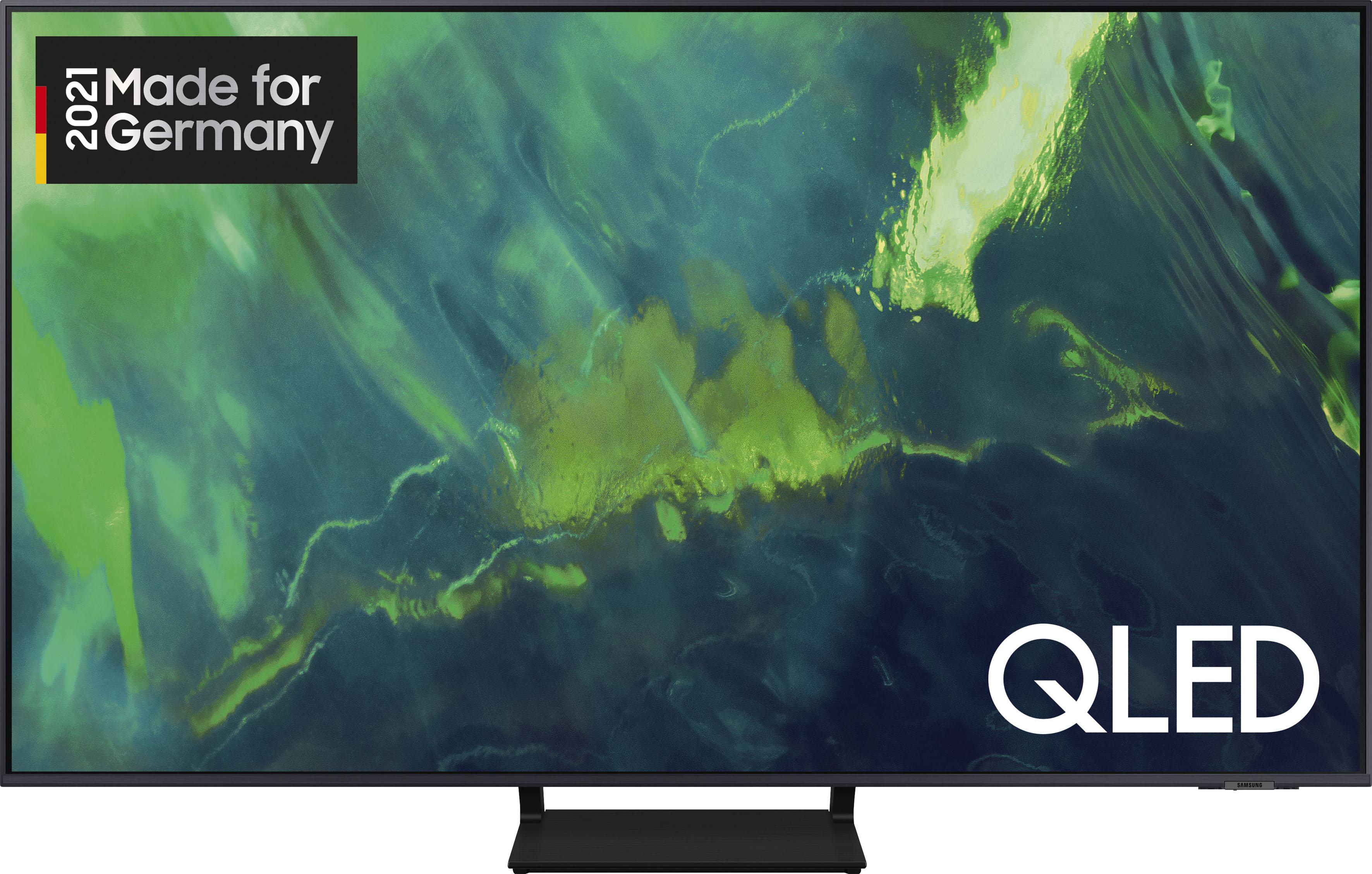 Samsung QLED-Fernseher GQ65Q70AAT , 163 cm 65 , 4K Ultra HD, Smart-TV