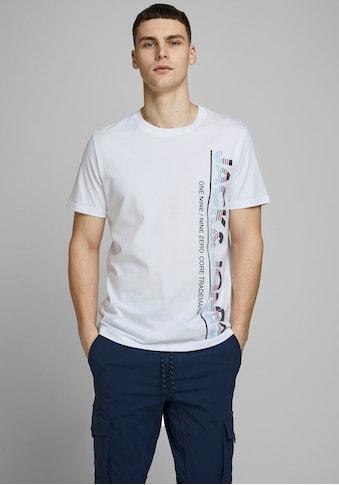 Jack & Jones T - Shirt »STRUCTURE TEE« kaufen