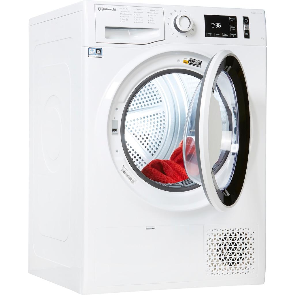BAUKNECHT Wärmepumpentrockner »T Pure M11 82WK DE«