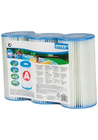 Intex Pool-Filterkartusche »Typ A«, 3 Stk. kaufen