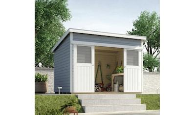 WEKA Gartenhaus »225 Gr.2«, BxT: 315x335 cm, inkl. Fußboden kaufen
