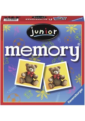 Ravensburger Spiel »Junior memory®«, Made in Europe, FSC® - schützt Wald - weltweit kaufen