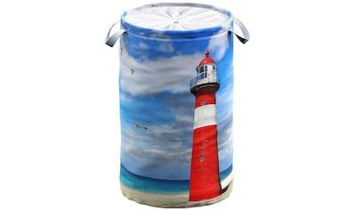 Sanilo Wäschekorb »Leuchtturm« kaufen