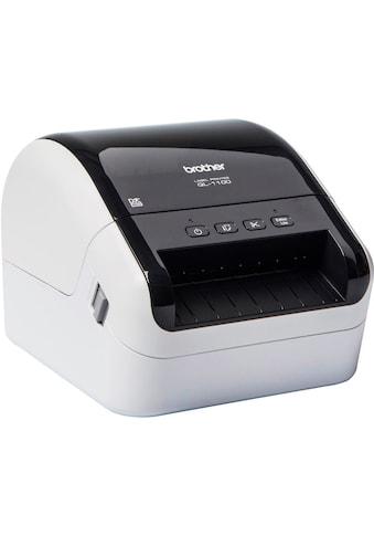 Brother mobiler Drucker »QL-1100« kaufen