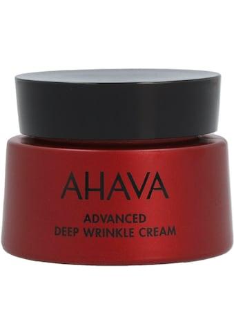 AHAVA Gesichtspflege »Apple Of Sodom Advanced Deep Wrinkle Cream Global« kaufen