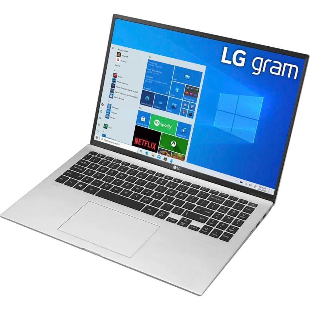 LG Notebook »17Z90P-G.AA76G«, (512 GB SSD)