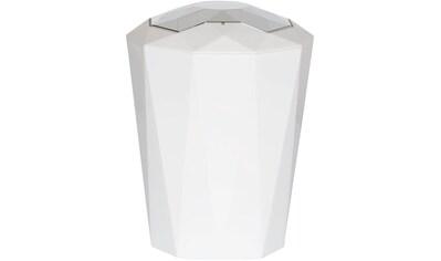 SPIRELLA Kosmetikeimer »Crystal«, mit Schwingdeckel, 5Liter kaufen
