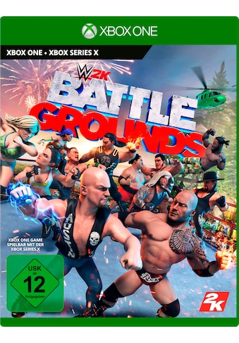 2K Spiel »WWE 2K Battlegrounds«, Xbox One kaufen