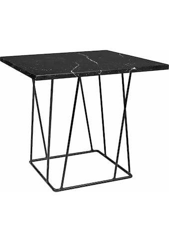 TemaHome Beistelltisch »Helix«, mit einer schönen Marmortischplatte und einem... kaufen