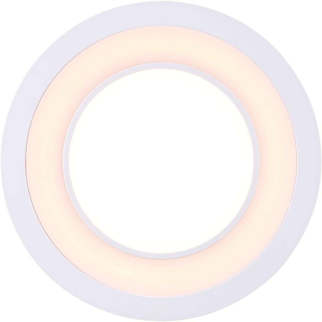 Nordlux,LED Einbaustrahler»2er Set Clyde 15«,