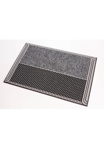 CarFashion Fußmatte »DC Clean Horizon«, rechteckig, 8 mm Höhe, Schmutzfangmatte, In-... kaufen