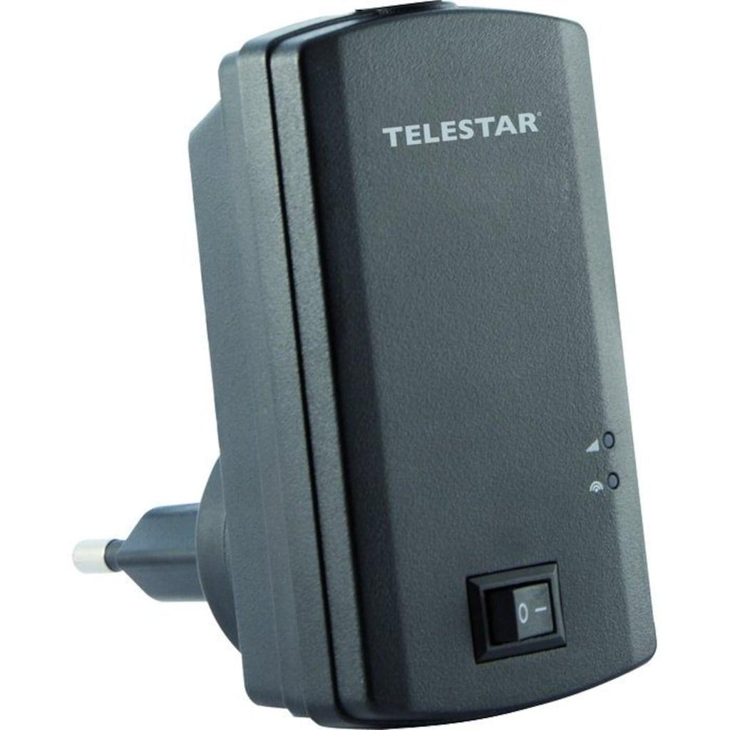 TELESTAR DVB-T2 HD Receiver »DIGIPORTY T2«, (WLAN), (streamt per Sender an kostenlose App)