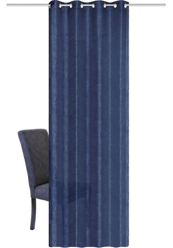 HOME WOHNIDEEN Vorhang »TAFOLIA«, HxB: 245x130, leichte Qualität kaufen