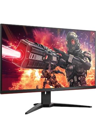 """AOC Gaming-Monitor »U28G2AE/BK«, 71 cm/28 """", 3840 x 2160 px, 4K Ultra HD, 1 ms... kaufen"""