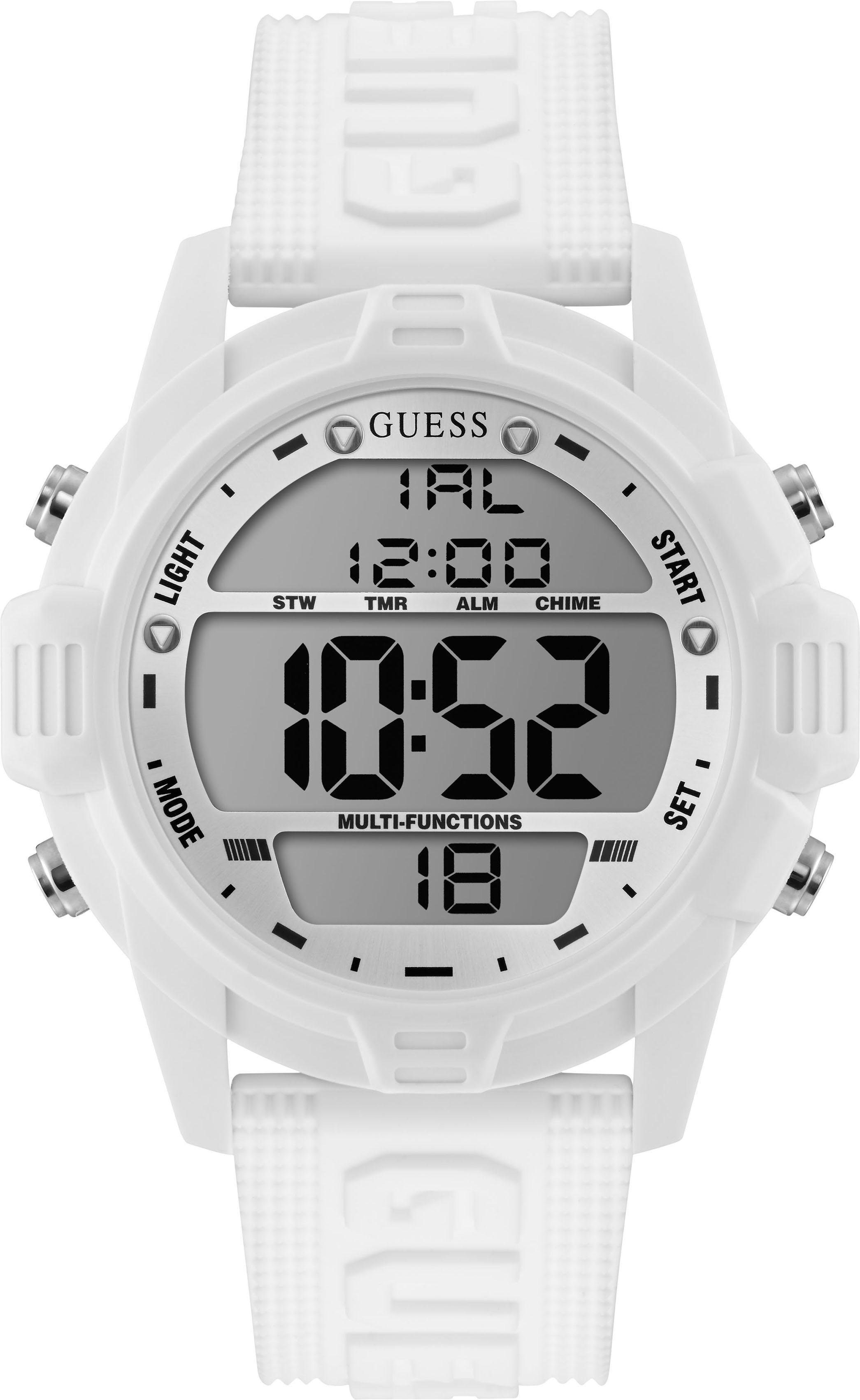 Guess Digitaluhr »CHARGE, W1299G2« | Uhren > Digitaluhren | Guess