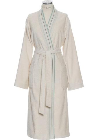 Möve Kimono »Möve Bohème Kimono«, mit Streifenblende kaufen
