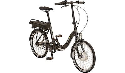 "Prophete E-Bike »URBANICER City E-Bike 20""«, 3 Gang, Shimano, Frontmotor 250 W kaufen"