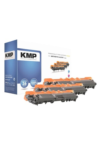 KMP 3er-Pack Toner ersetzt Brother kaufen