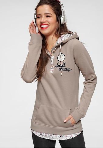 Ocean Sportswear Kapuzensweatshirt, im Lagenlook kaufen