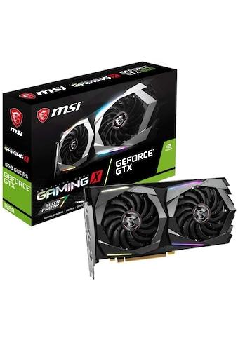 MSI GeForce GTX 1660 GAMING X 6G OC »Armor - Kühlsystem« kaufen