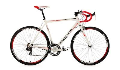 KS Cycling Rennrad »Euphoria«, 14 Gang Shimano RD - A 050 Schaltwerk, Kettenschaltung kaufen