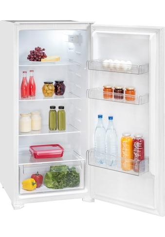 exquisit Einbaukühlschrank »EKS 201-4RVE A++«, EKS 201-4RVE A++, 122,6 cm hoch, 54 cm breit kaufen