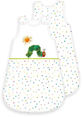 Die kleine Raupe Nimmersatt Babyschlafsack »Die kleine Raupe Nimmersatt«, (1 tlg.) kaufen