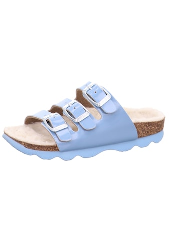 Superfit Pantolette »JELLIES mit WMS Schuhweiten Mess System«, mit Schnallenverschluss kaufen