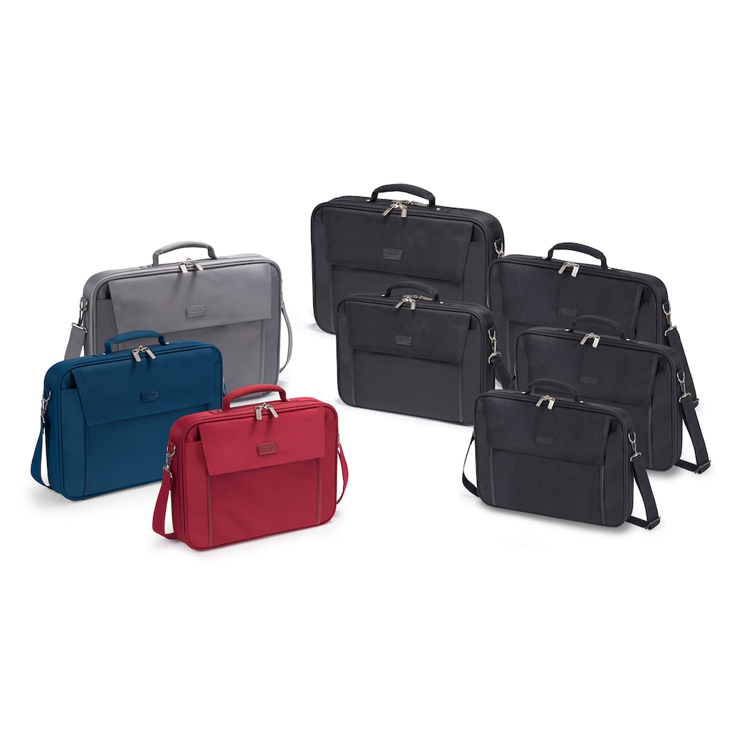 "DICOTA Laptoptasche »Multi BASE 15-17.3""«, Notebook-Tasche"
