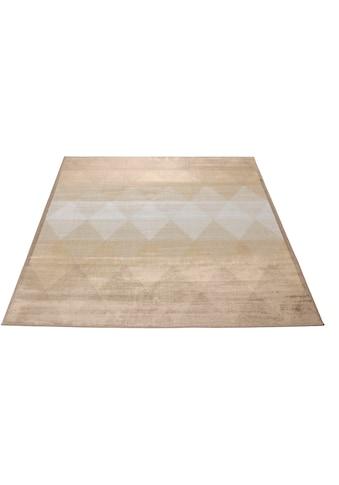Living Line Teppich »Clara Raute«, rechteckig, 4 mm Höhe, Vintage Design,... kaufen