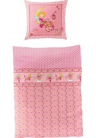 Prinzessin Lillifee Kinderbettwäsche »Mond«, mit Muster kaufen